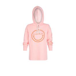 Quadripiz pink sweatshirt pink.
