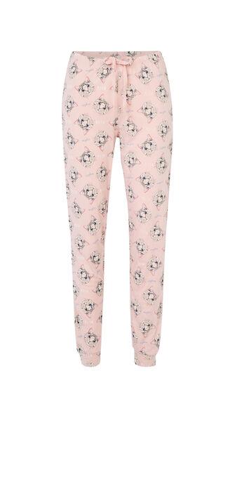 Gatiz pale pink jogging bottoms pink.