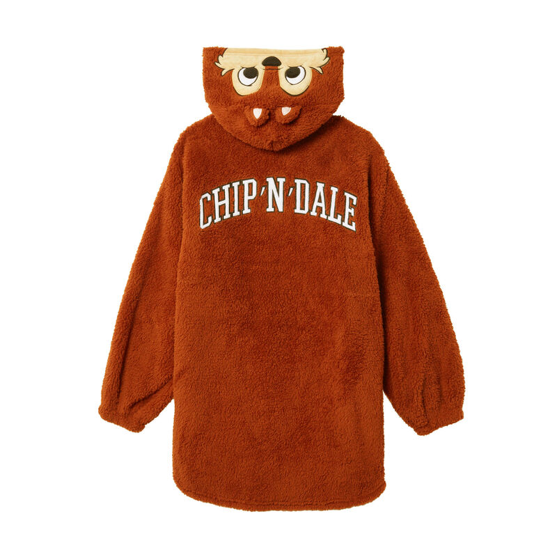 Chip 'n Dale robe - tan;