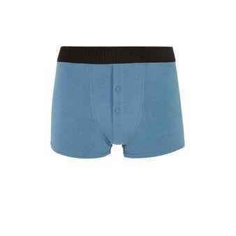Boxer bleu gris camoiz blue.