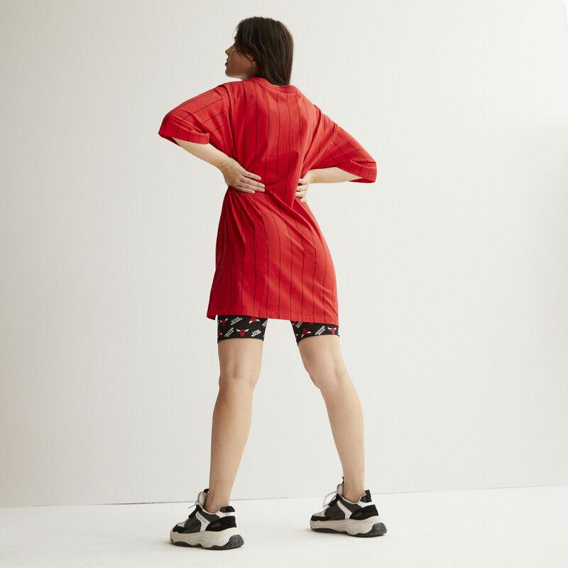 Chicago Bulls V-neck tunic - red;