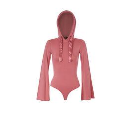 Pouvoiriz antique pink bodysuit pink.