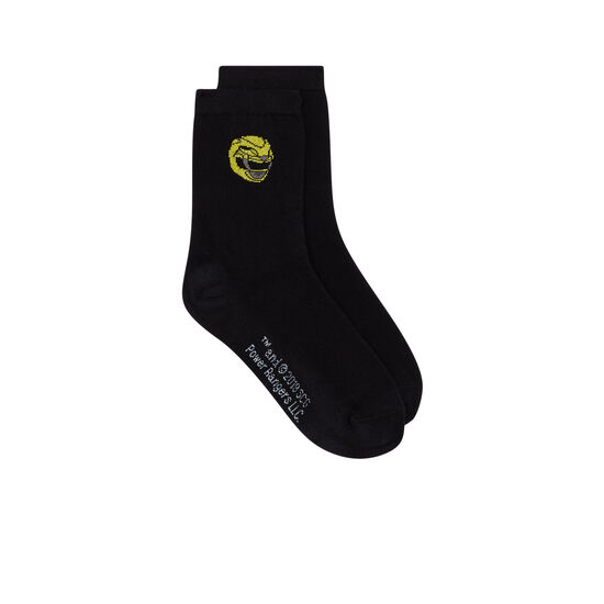 Tigrerangiz black socks;