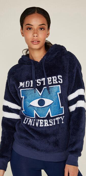 Oneeyeiz blue sweatshirt blue.