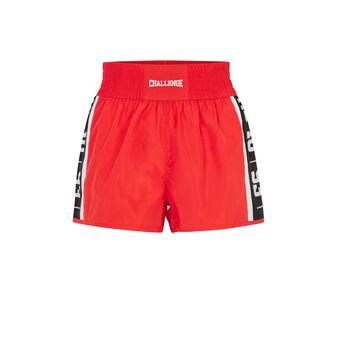 Numeriz orange shorts orange.