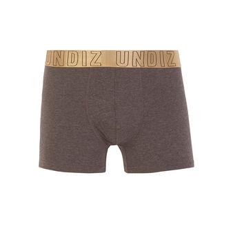 Wantiz dark grey boxer shorts grey.