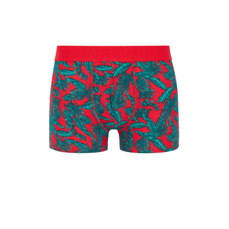 Bofeuilliz red boxers;