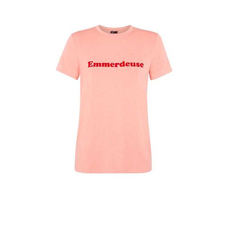 Розовый топ emmerdeusiz;