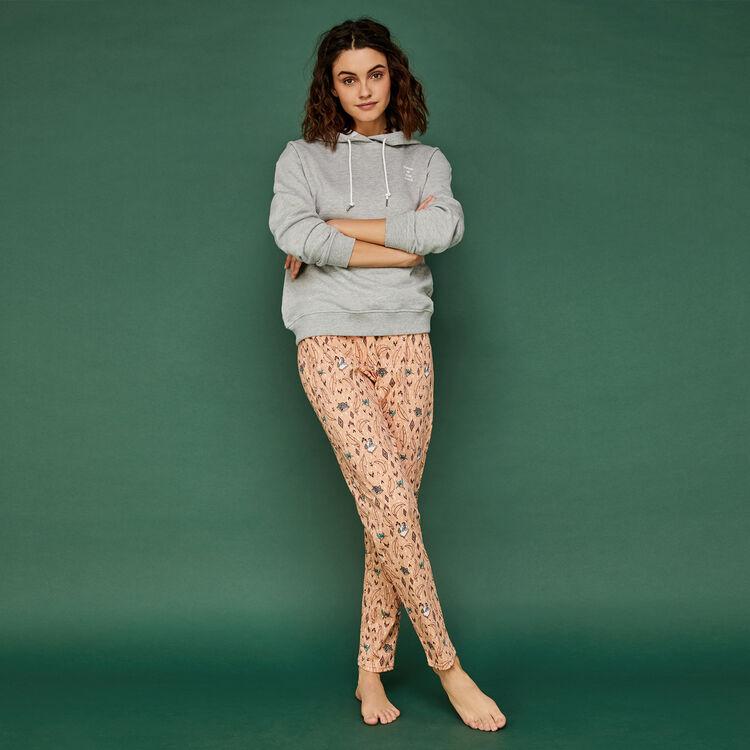 Розовые брюки jungliz;