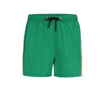 Sunrisiz emerald green swim shorts green.