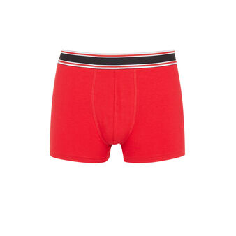 Enghatonniz red boxers red.