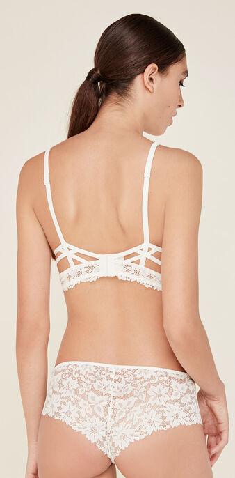Monaiz off-white bra white.
