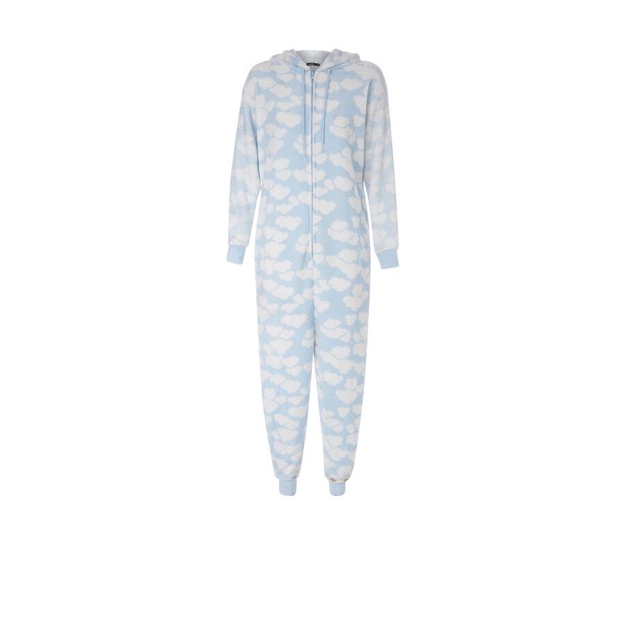Pillowiz white jumpsuit;