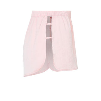 Trialciz pale pink shorts pink.