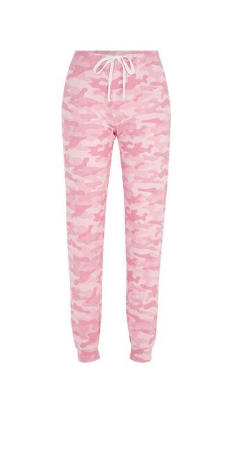 Pantalón de chándal rosa terfliz pink.