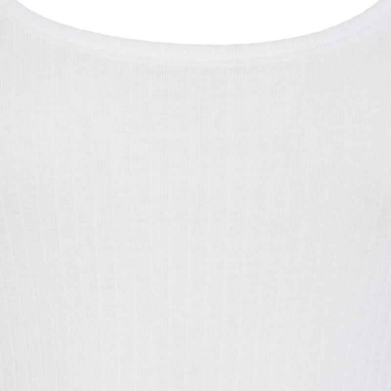 Plain tank top - white;