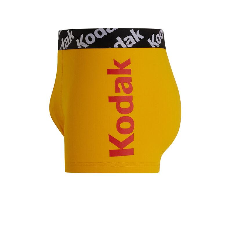 Waistcutiz cotton boxers with Kodak print;