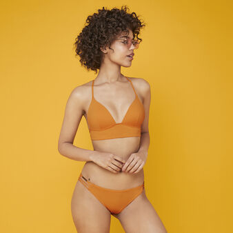 Afrotubiz orange bikini briefs orange.