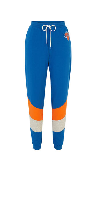 Newyorkniz blue jogging bottoms blue.