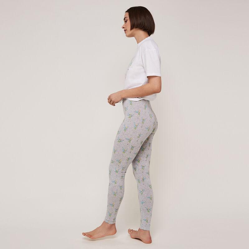 Feeclochiz printed leggings;