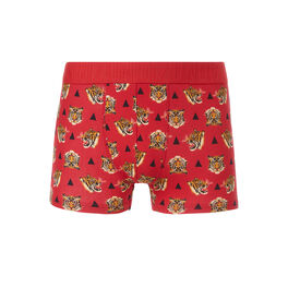 Agraiz red boxer shorts red.
