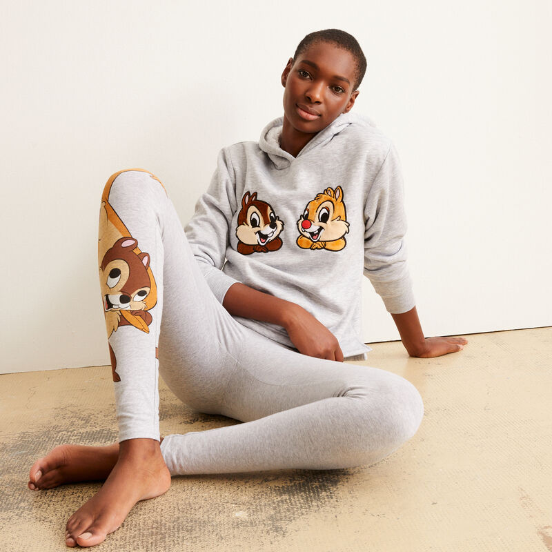 Chip and Dale sweatshirt - grey;