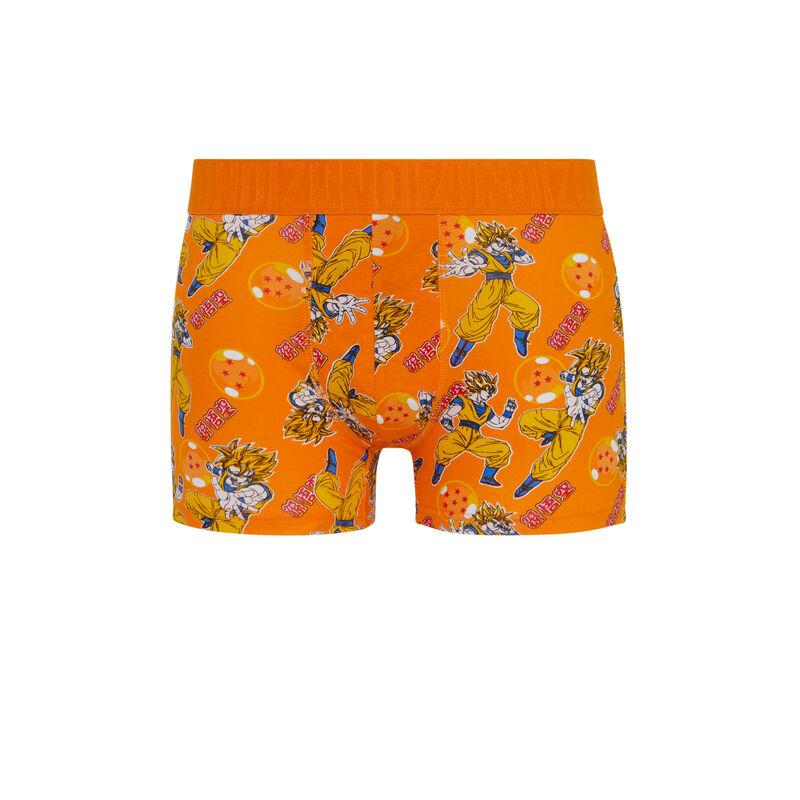 Sangoku patterned boxers - yellow;