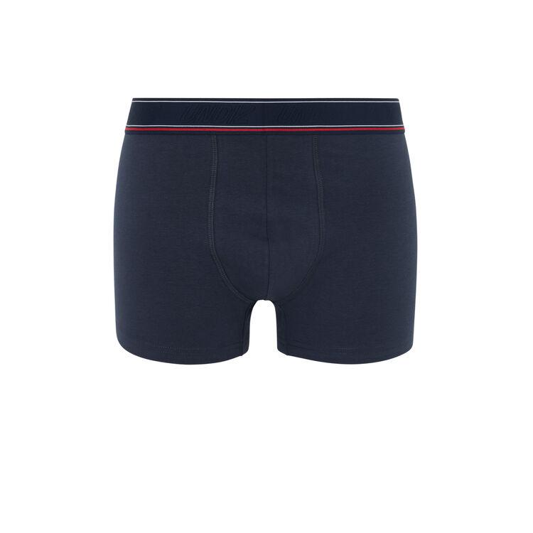 Marineblaue Boxershorts Enghomidealiz;