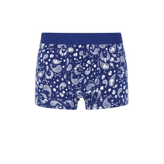Bandidipiz blue boxers;