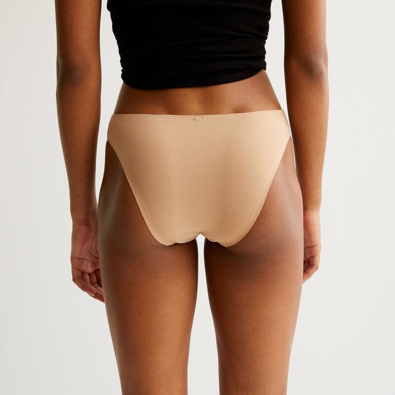 Pack of microfibre panties - multicoloured;