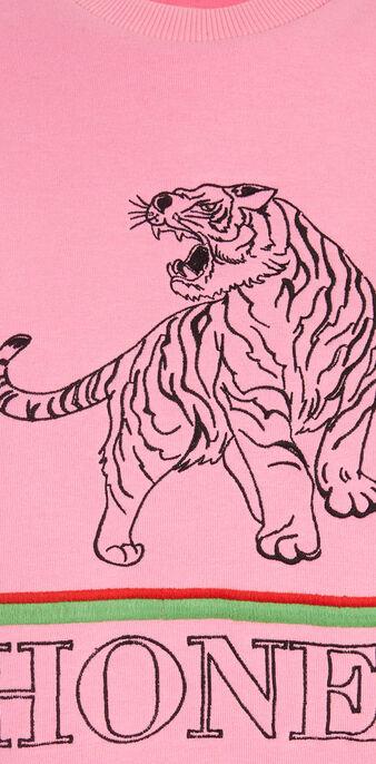 Sweat rose fluo pinkbadiz pink.