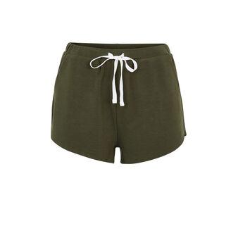 Bluevetiz khaki shorts green.