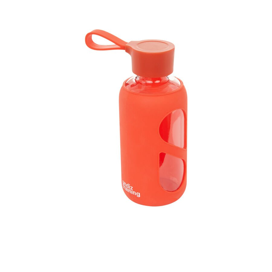 Waterbotiz orange bottle;