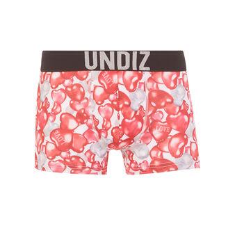 Ballooniz white boxer shorts white.