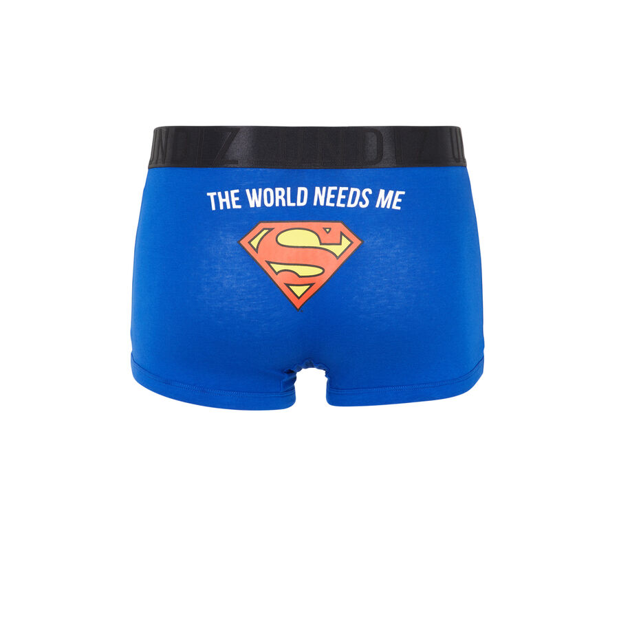 Needsiz blue boxers;