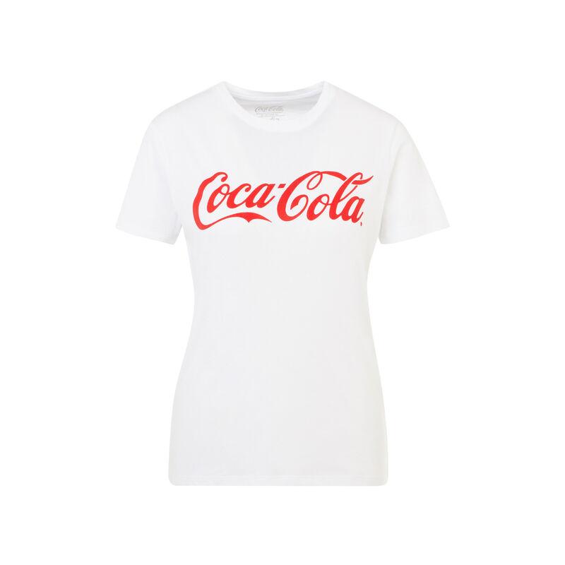 Cocacoliz white top;