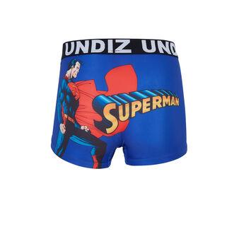 Supermiz blue boxer shorts blue.