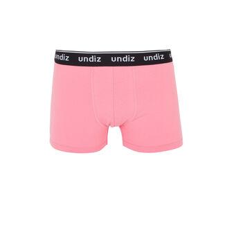 Loveriz pink boxer shorts pink.