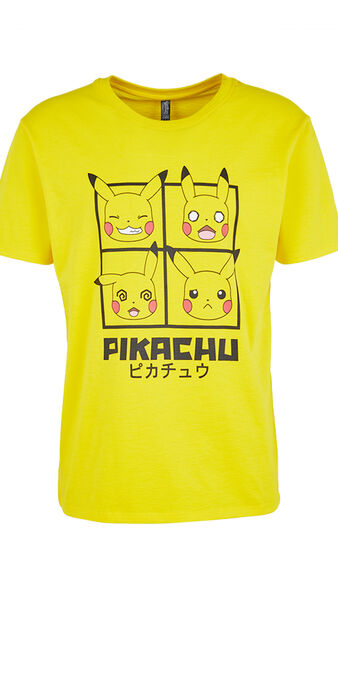 Gelbes t-shirt pikachiz yellow.
