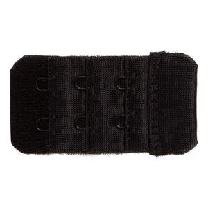 Extendiz black 2-hook bra extender