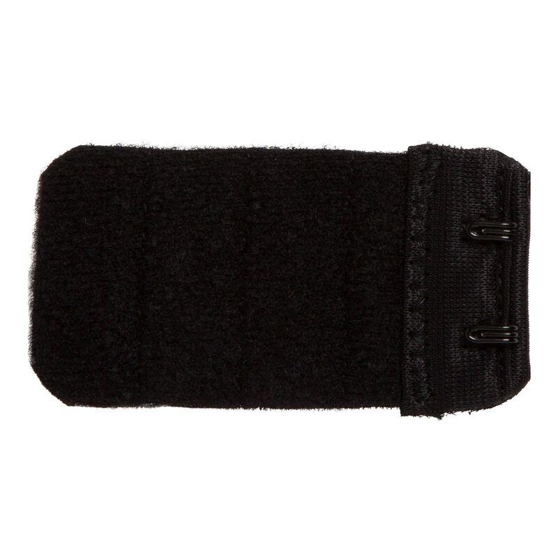 Extendiz black 2-hook bra extender;