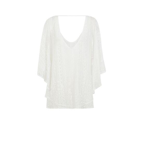 Belglamiz off-white tunic;