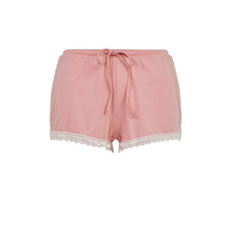 Sidevitamiz pale pink shorts pink.