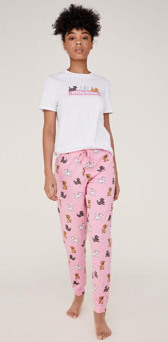 Mariziz pink pants pink.