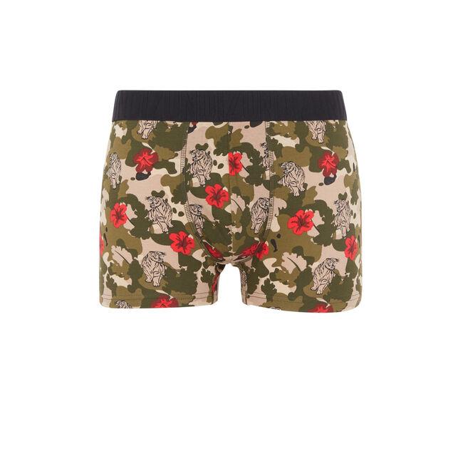 Camotitigriz khaki boxers;