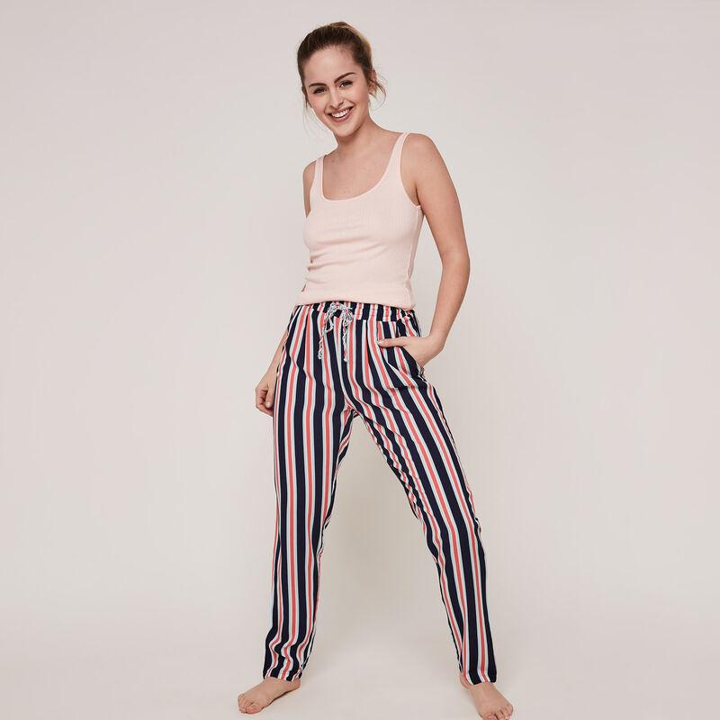 Rayubleuiz striped trousers;