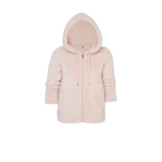 Polairiz pink jacket;