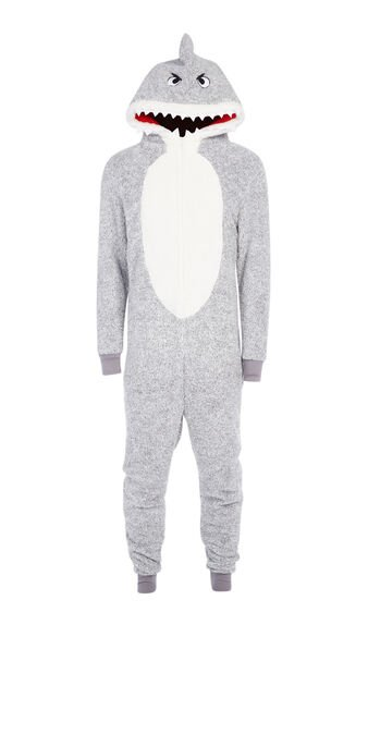 Sharkiz grey jumpsuit grey.