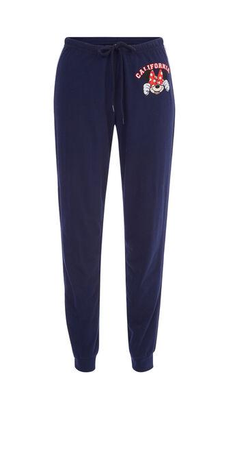 Pantalon bleu marine caliminiz  blue.