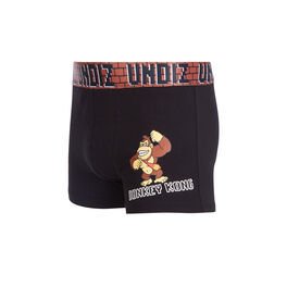Playdiz black boxer shorts black.